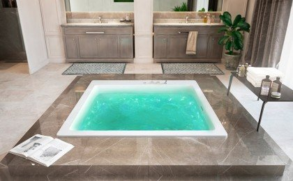 Aquatica Lacus Wht Drop In Relax Air Massage Bathtub green (web)[1]
